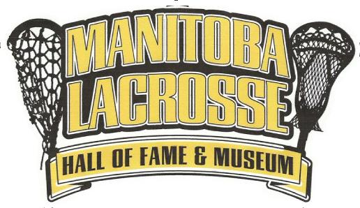 Manitoba Lacrosse Hall of Fame Logo