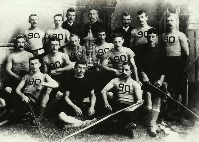1888_90th Lacrosse Club