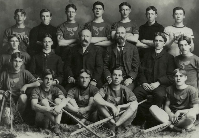 1902 Strathcona Juniors Lacrosse Club