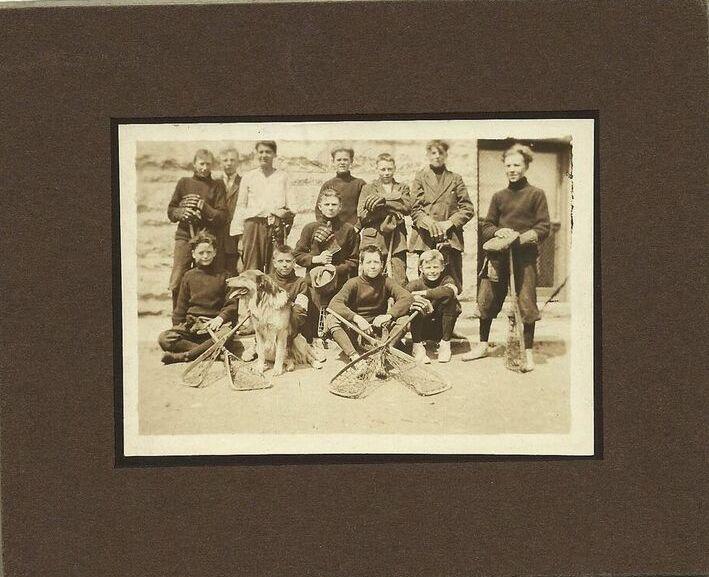 1917 Intermediate Schools Champions_Principal Sparling