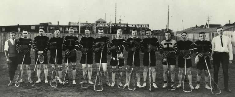 1924 Tammany Tigers team