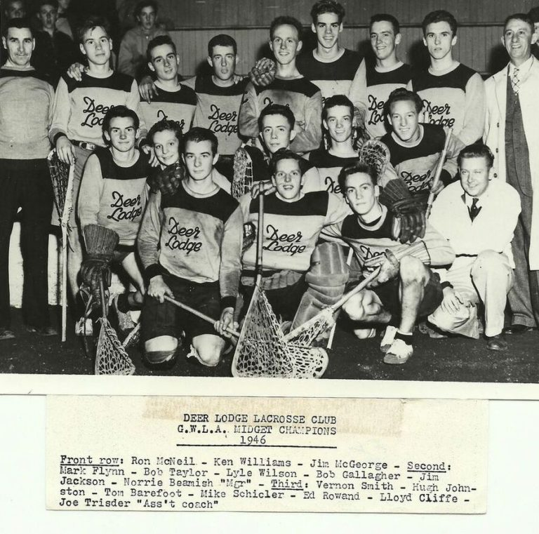 1946 Deer Lodge Midget team