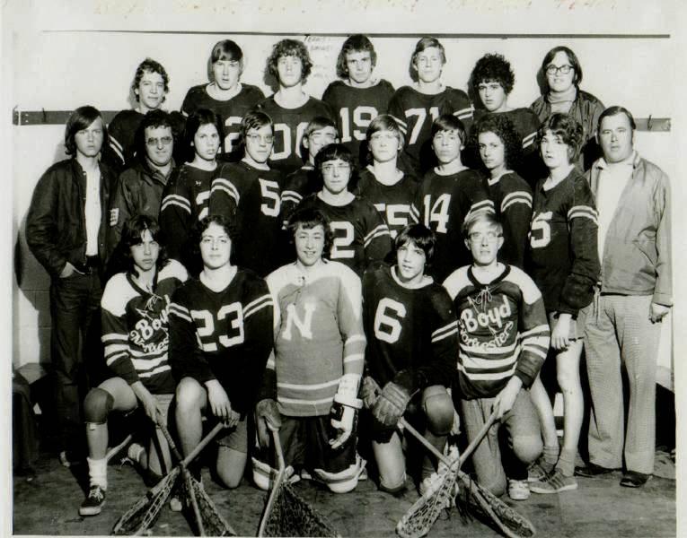 Boyd Park lacrosse