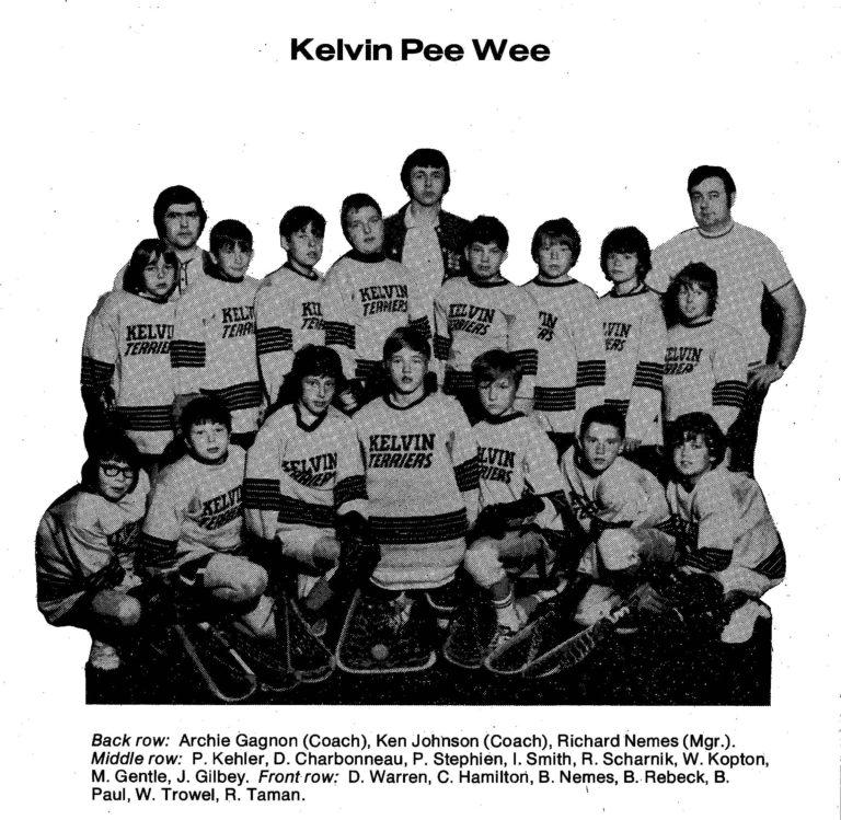 72 Kelvin Pee Wee