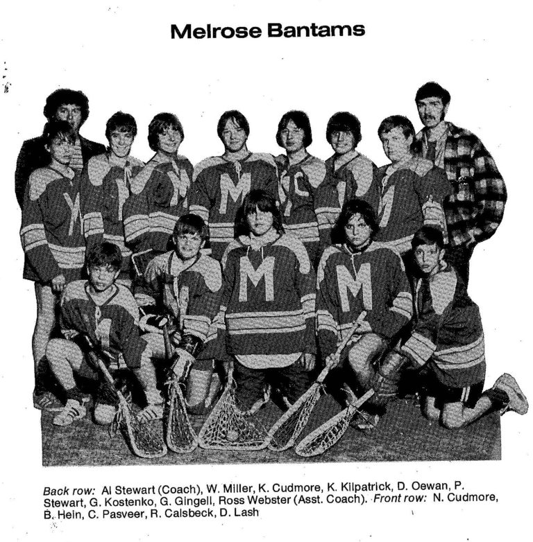 72 Melrose Bantams
