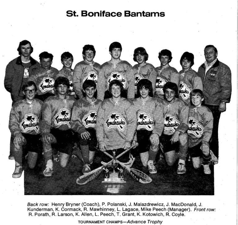 72 St Boniface Bantams