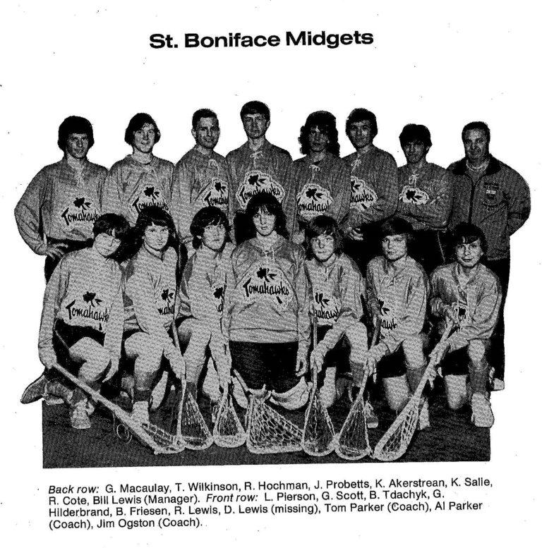 72 St Boniface Midgets