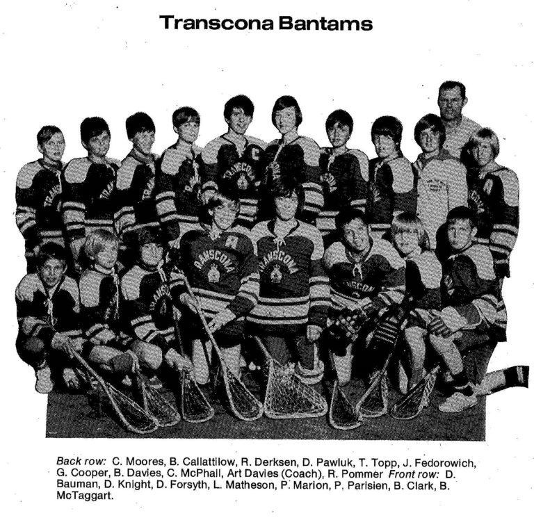 72 Transcona Bantams