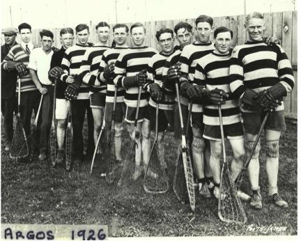 1926 ARGOS