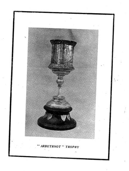 Arb trophy
